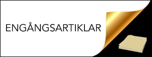 ENGÅNGSARTIKLAR